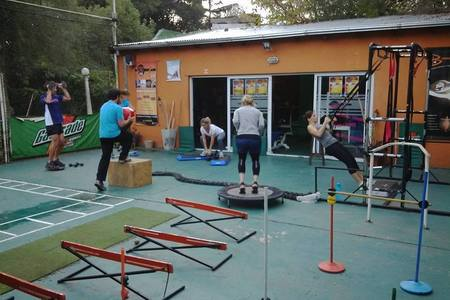 Oro Tenis Gym -