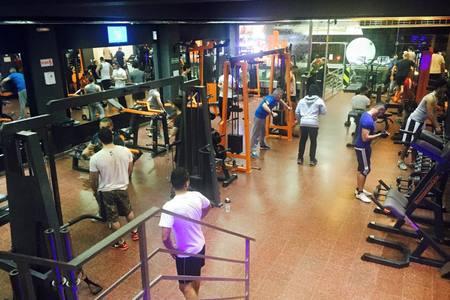 Target Gym -