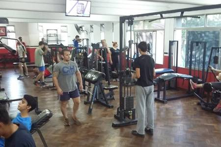 Club Junin Gimnasio