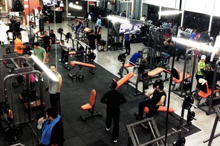 Build A Body Gym -