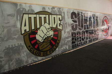 Atitude club de pelea