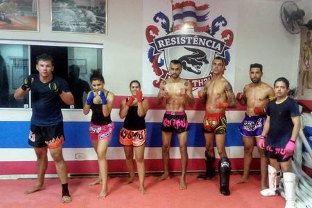 Centro de Treinamento Resistência Muay Thai