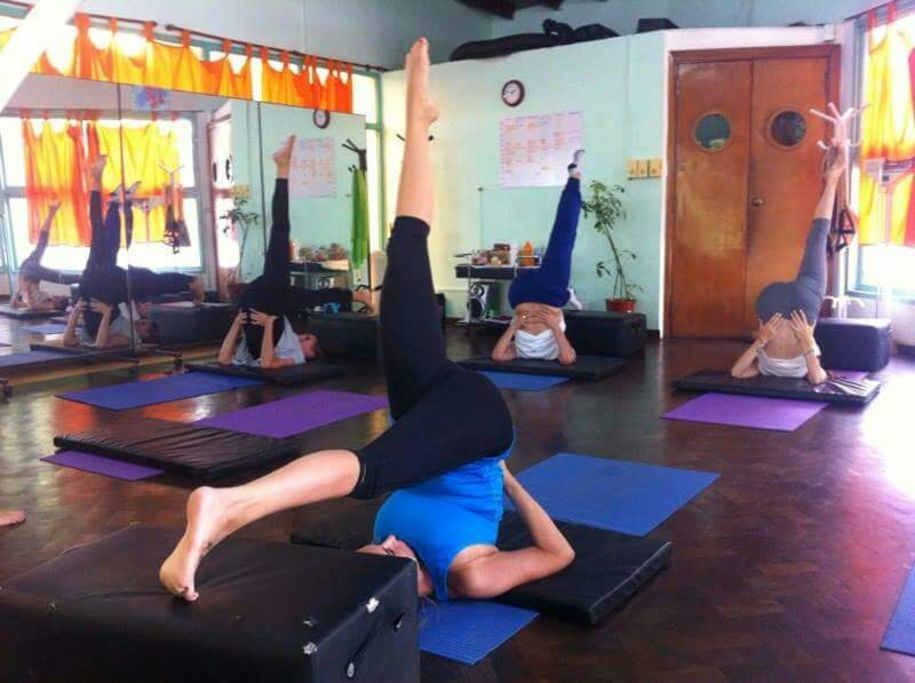 academia Quality Pilates Y Fitness - Parque Patricios - Buenos Aires . a1a74ff91aab