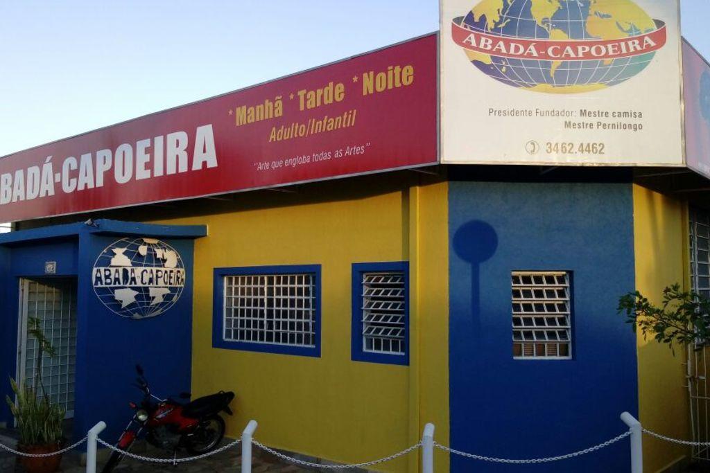 644b72b2ac8d2 Academia Abadá Capoeira – Americana - Vila São Pedro - Americana ...