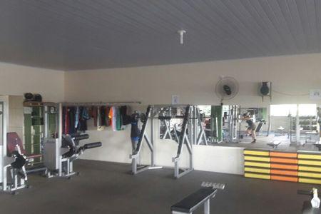 Academia GH Fitness -