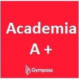 Academia A + - logo