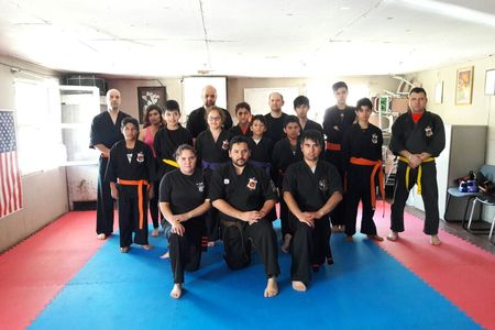 Dojo Tiger Claw Kenpo Karate -
