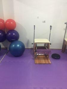 Reabilitar Estúdio de Pilates -