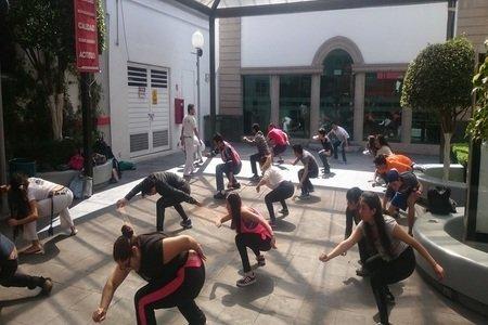 Arte y Capoeira CUPA