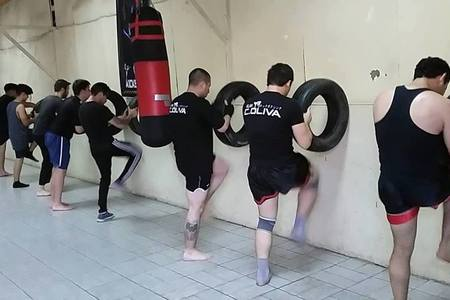 KickBoxing Gorilas Maipú -
