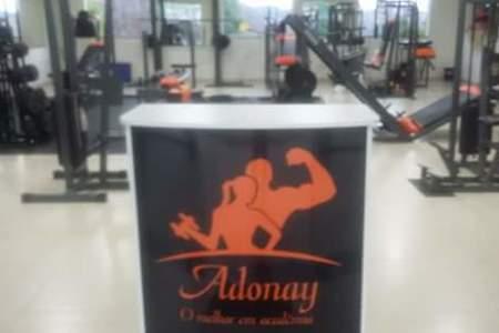 Academia Adonay Unidade Imperial -