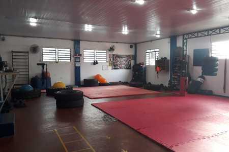 Centro de Treinamento SJ Fighter