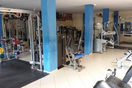 Top Center Fitness Academia
