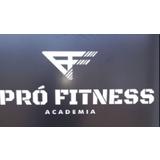 Pro Fitness Academia - logo