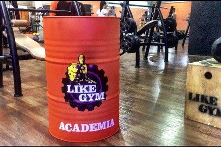 Like Gym Academia -
