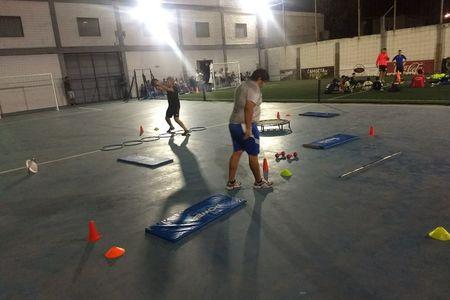 Tabatha Training