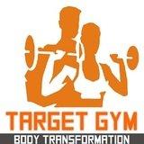 Target Gym - logo