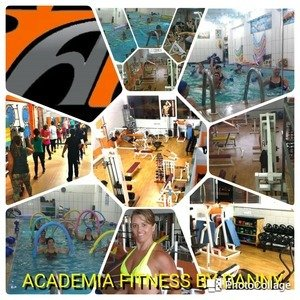 Academia Fitness By Danny -