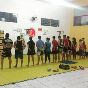 Academia Galpão Espaço Fitness -