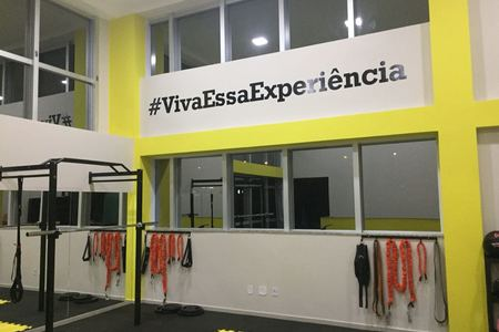 FECHADO - Gaff Studio Brasília - Treinamento Multifuncional – Asa Sul