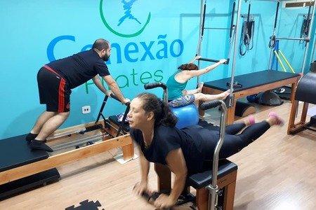 Conexão Pilates 1 -