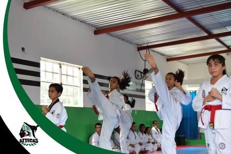 Aztecas Taekwondo CBIS Sur -