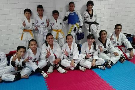Aztecas Taekwondo Tres Valles -