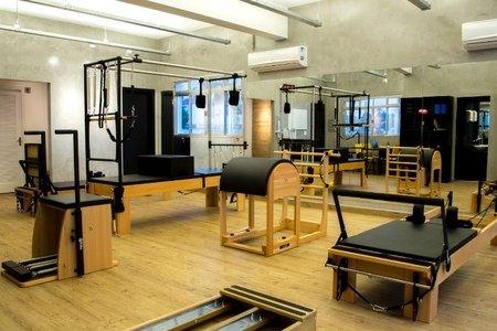 Studio Pilates Rosana Meneghetti - Unidade 2