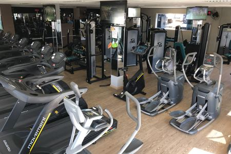 Academia Mundo Fitness