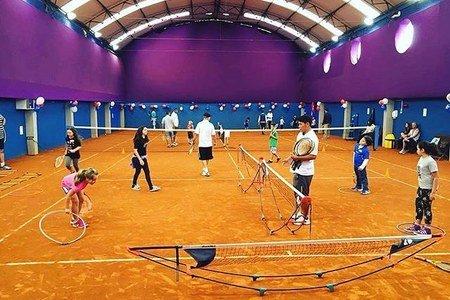 Tennis Lounge - Moema -