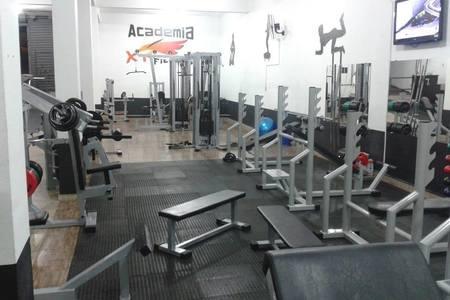 Academia XT Fitness - I -