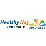 FECHADO - Academia Healthy Way - logo
