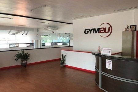 Gym2u -