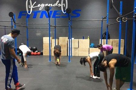 Legends Of Fitness