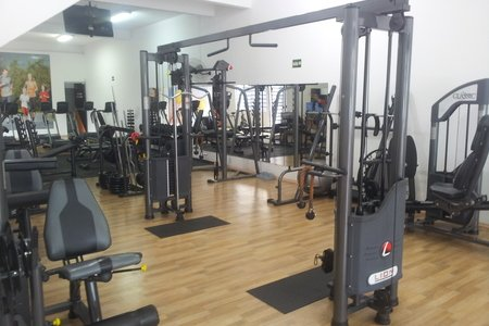 Academia Oxy Fit -