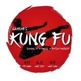 Gandhi's Kung Fu - logo
