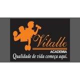 Vitalle Academia - logo