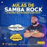 Espaço De Dança Sambarocker's - logo