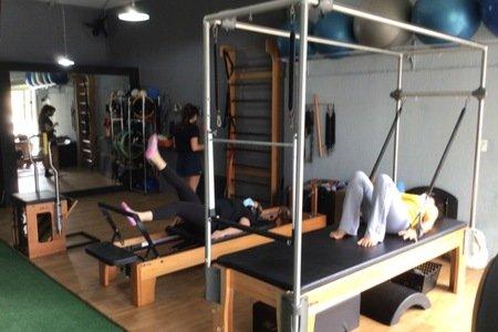 Estúdio Ornaghi - Pilates e Treinamento Funcional