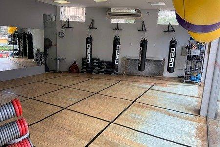 Academia Chute Boxe Diego Lima