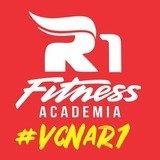 R1 Fitness Unidade 2 - logo